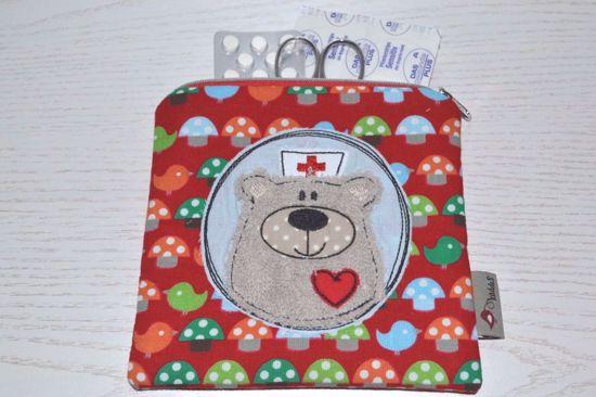 Bild von Mini-Apotheke BärBel Pilzle rot