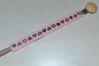 Bild von Schnullerband Lebuchenherzerl rosa